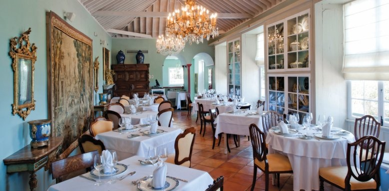 Hotel Hacienda De Abajo, restaurant