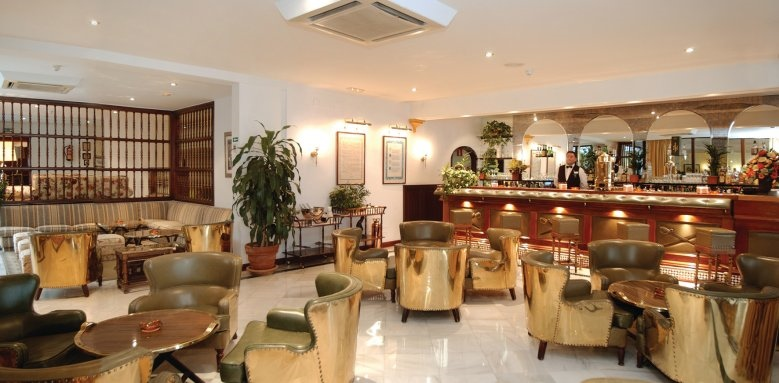 Hotel Mijas, bar