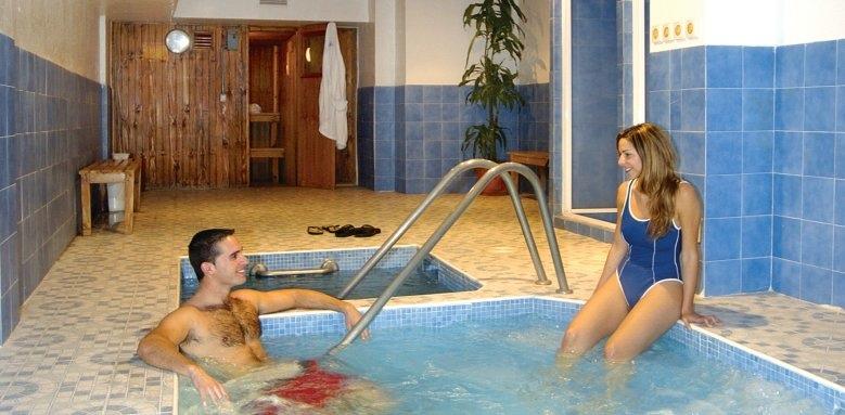 Hotel Mijas, jacuzzi