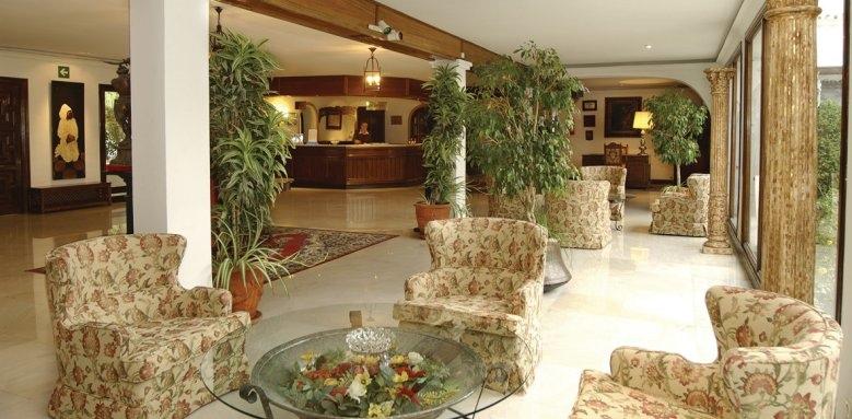 Hotel Mijas, lounge