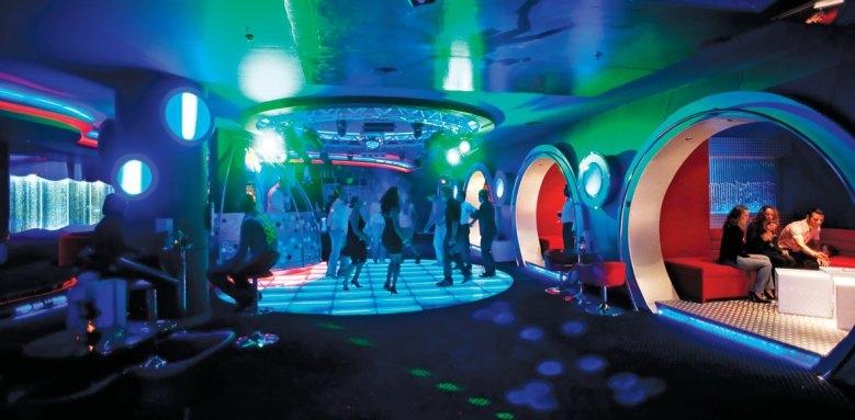 Stella Di Mare Beach Hotel & Spa, disco