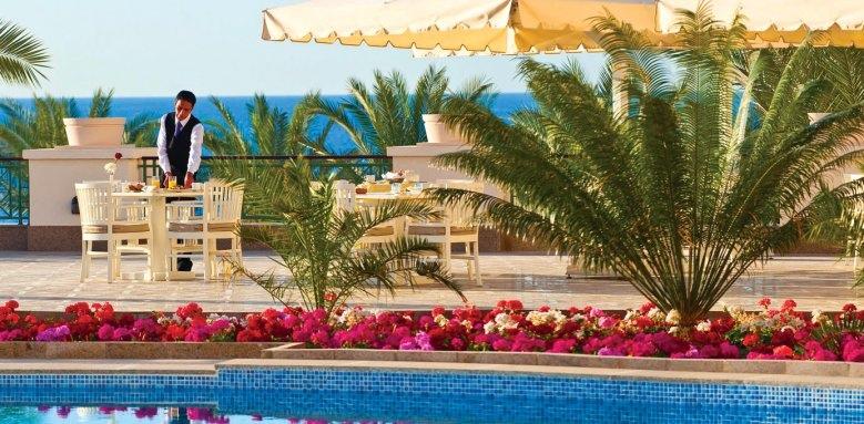 Stella Di Mare Beach Hotel & Spa, pool landscape