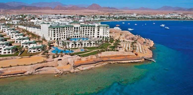 Stella Di Mare Beach Hotel & Spa, aerial view