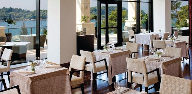 Hotel Monte Mulini, Mediterraneo restaurant