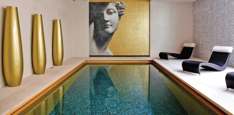 Hotel Monte Mulini, spa pool