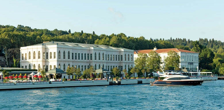 Four Seasons Hotel Istanbul at The Bosphorus, exterior