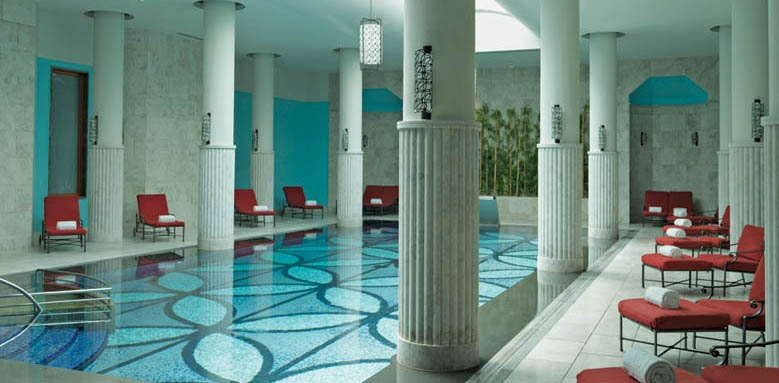 Four Seasons Hotel Istanbul at The Bosphorus, spa pool