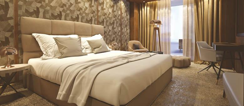 remissen hotel, standard room