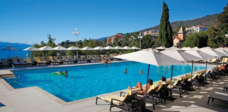 Ambasador Remisens Premium Hotel, pool
