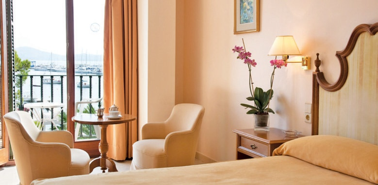 Hotel Miramar, room
