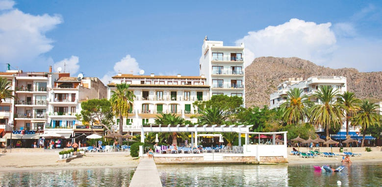 Hotel Miramar, Puerto Pollensa