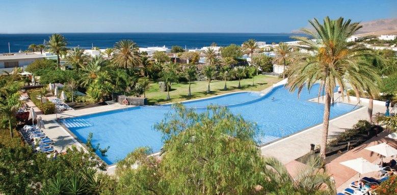 Hotel Costa Calero, pool view