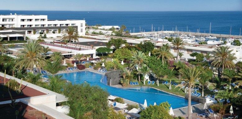 Hotel Costa Calero, exterior & pool