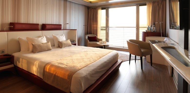 Sunborn Gibraltar, double room