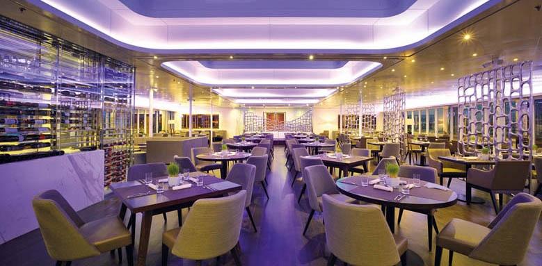 Sunborn, Sky Restaurant