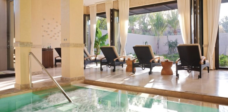 fours seasons marrakech, wet spa