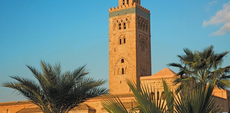 fours seasons marrakech, koutoubia