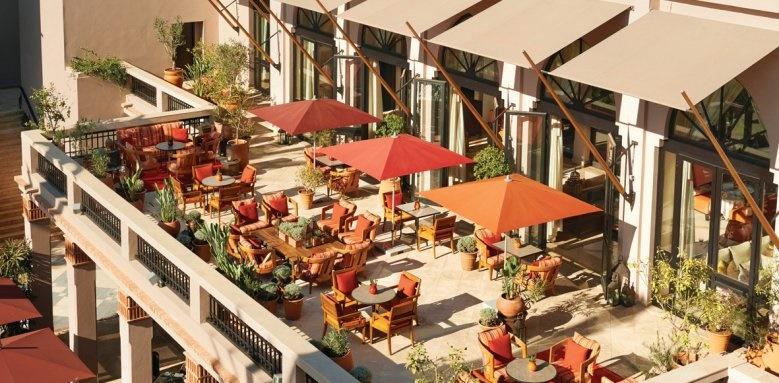 Four Seasons Marrakech, Terrace