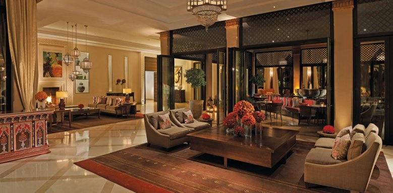 fours seasons marrakech, lobby