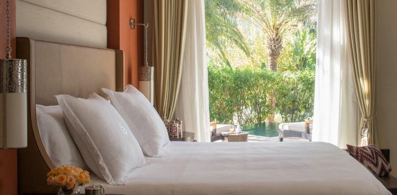 Four Seasons Resort Marrakech, bedroom