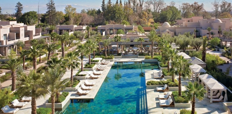Four Seasons Resort Marrakech, pool