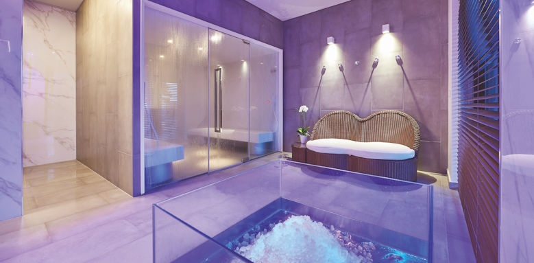 cascades wellness, turkish bath