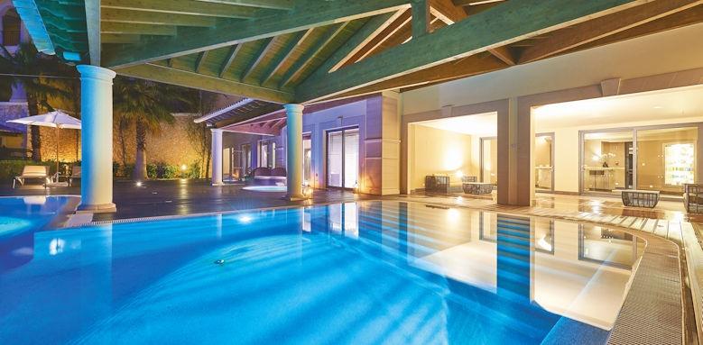 cascades wellness, indoor pool