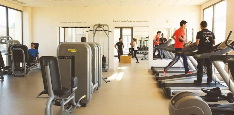 Cascades Wellness, gym