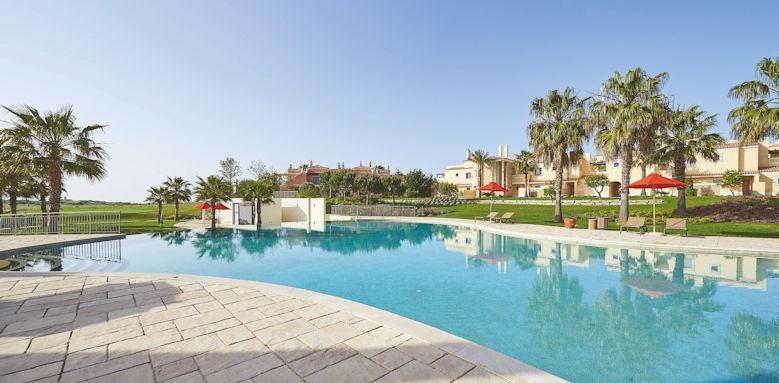 cascades wellness resort, sand bottom pool