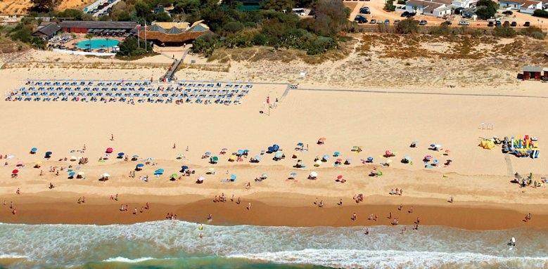 Vila Gale Lagos, beach