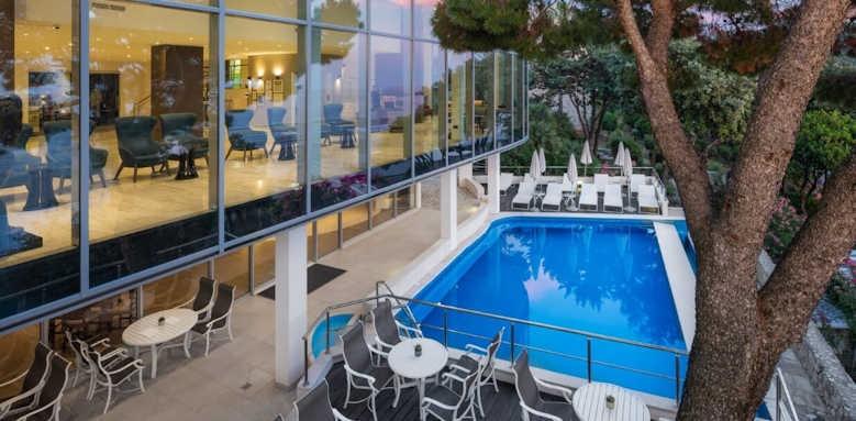 Hotel Ariston, pool