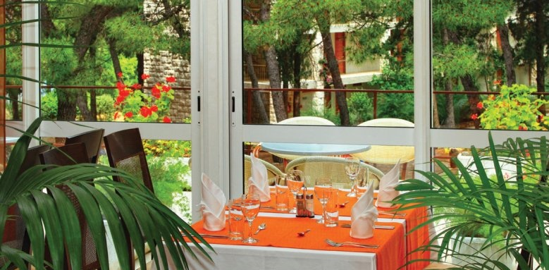 Villa Vela Luka, restaurant