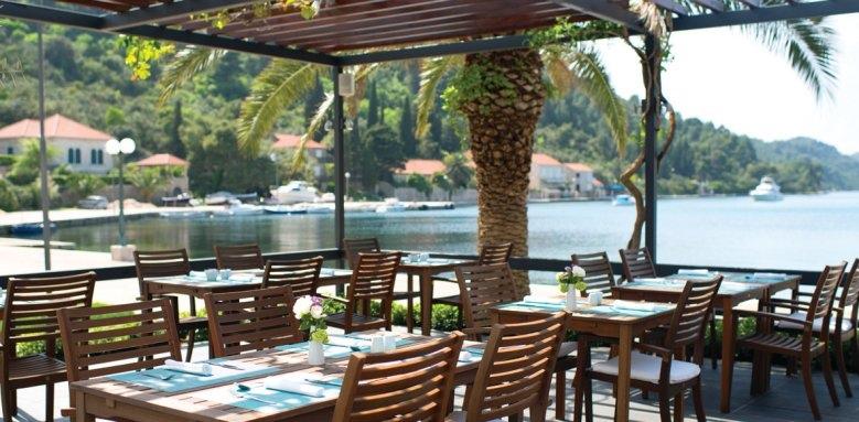 Hotel Sipan, Verbena terrace