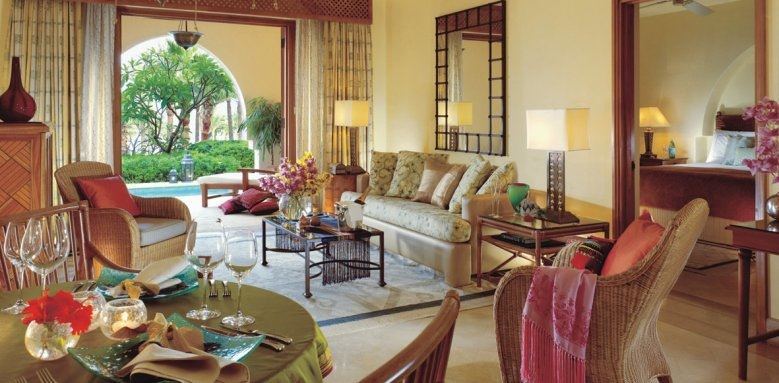 Four Seasons Resort, one bedroom suite
