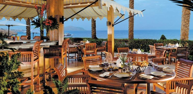 Four Seasons Resort, reef grill