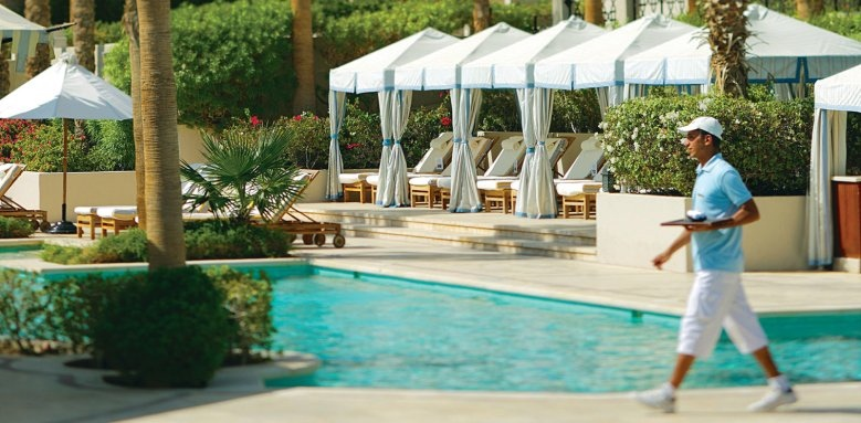 Four Seasons Resort, waha pool
