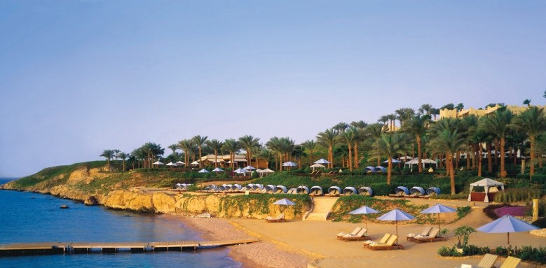 Four Seasons Resort, beach