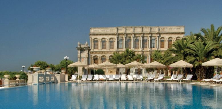 Ciragan Palace Kempinski, pool