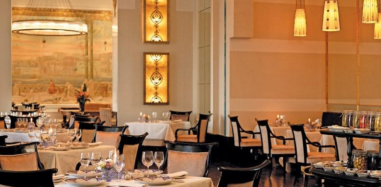Ciragan Palace Kempinski, restaurant