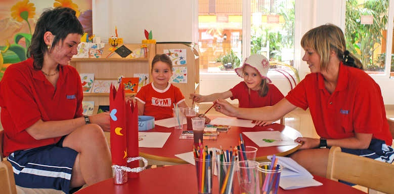 Cordial Mogan Playa, children's club