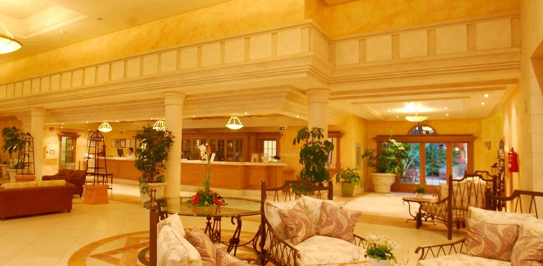 Cordial Mogan Playa, lobby