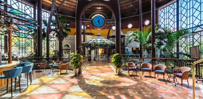Cordial Mogan Playa, reception