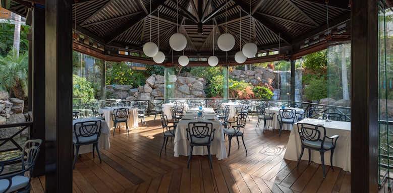 Cordial Mogan Playa, restaurant terrace