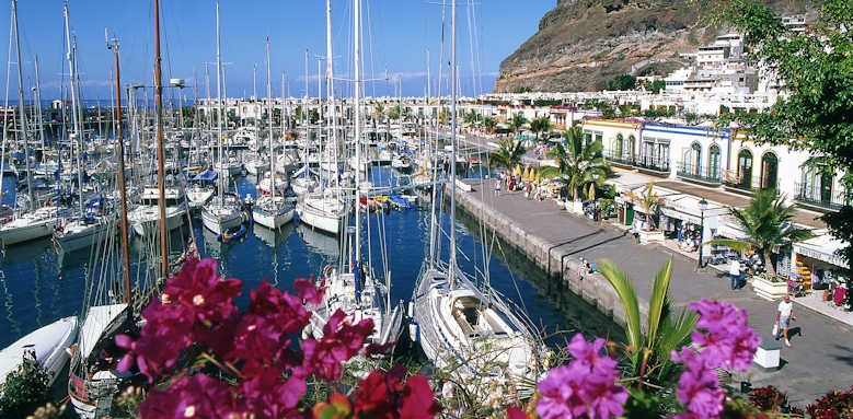 Cordial Mogan Playa, hotel view