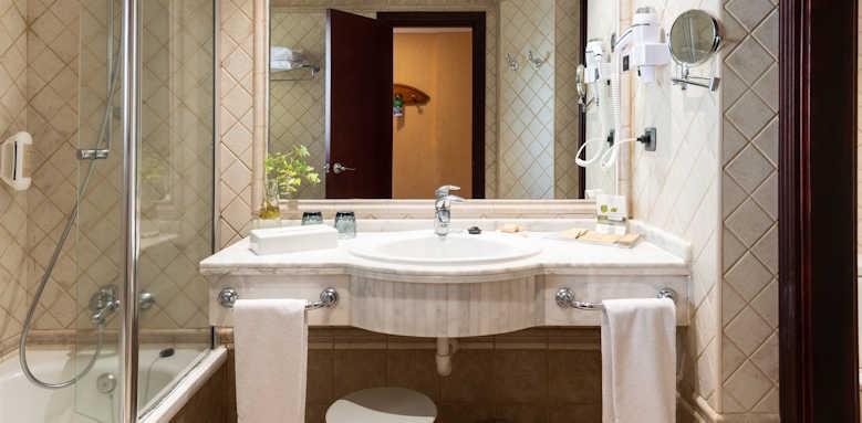Cordial Mogan Playa, Standard Double bathroom