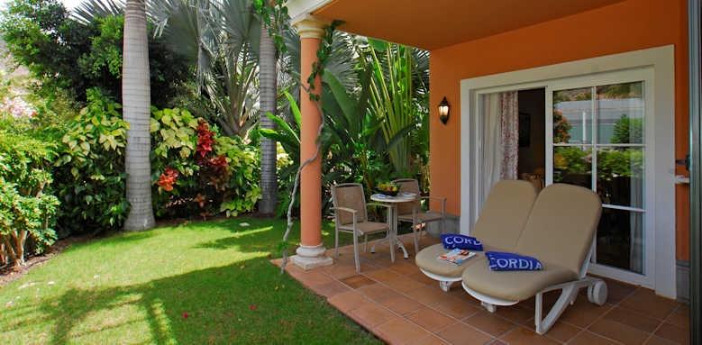 Cordial Mogan Playa, Junior Suite terrace