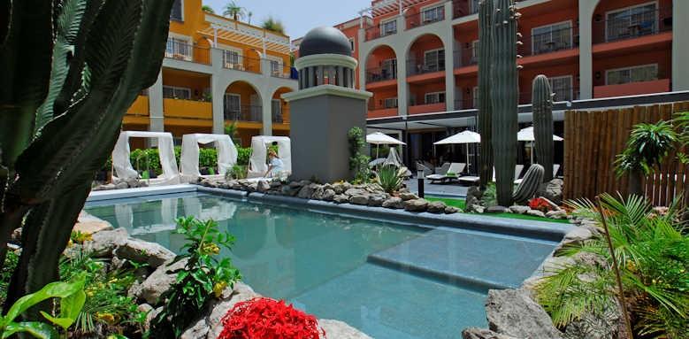 Cordial Mogan Playa, Spa external pool area
