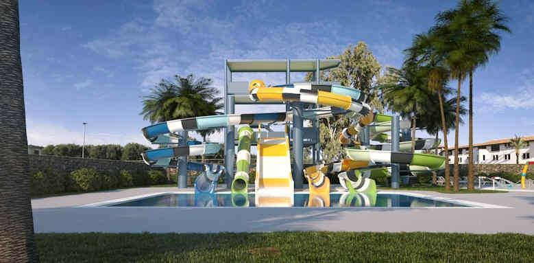 creta maris, aqua park