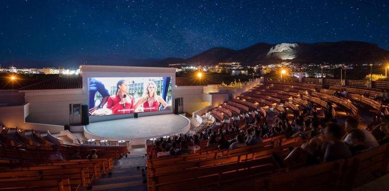 Creta Maris, Cinema Image