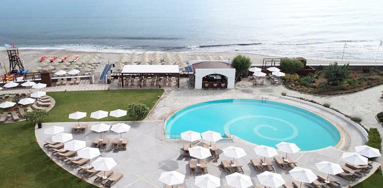 creta maris, Spira Pool